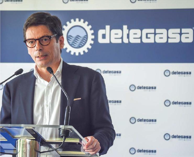 DETEGASA incorpora nueva línea de negocio fabricando equipos de transformación de plásticos en productos químicos valorizados y combustibles de tercera generación